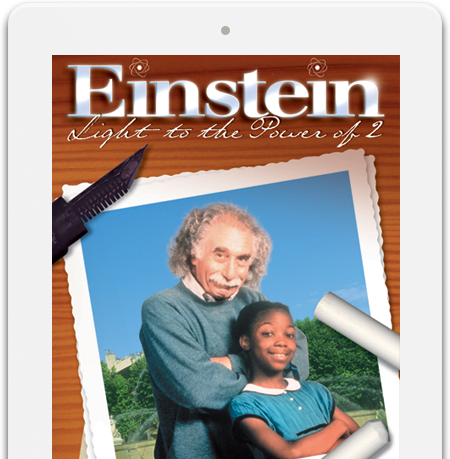 einstein light to the power of E = mc 2: what does it mean, and where did the equation come from e = mc 2 is a famous, important and rather simple looking equation it's natural to wonder what it means and where it comes from.