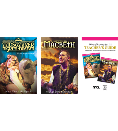 Shakespeare 4 Kidz Collection