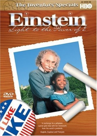 Einstein Light To the Power of 2 DVD
