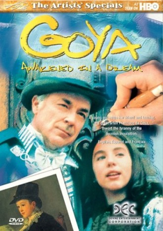 Goya Awakened in a Dream DVD