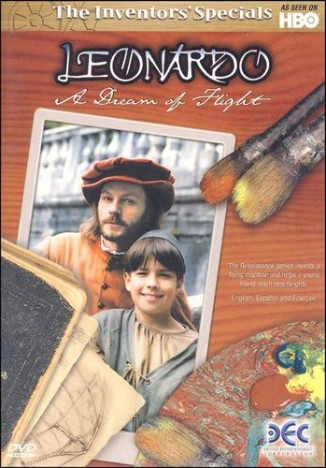 Leonardo A Dream of Flight DVD