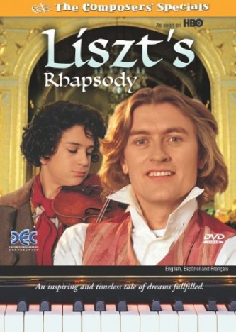 Liszt's Rhapsody DVD