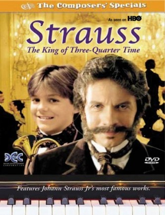 Strauss The King of Three-Quarter Time DVD